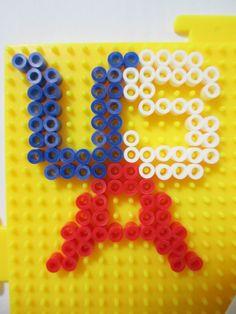 U S A_Perler Beads