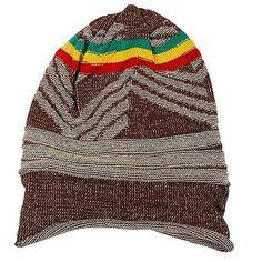 9ee9e2558f0 Jamaica Rasta Reggae Tam Cool Runnings Hat Marley Natty Dread Rastafari  Irie M L