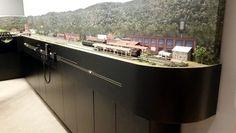 Custom Model Railroa
