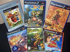 Jak 4   Jak and Daxter Collection by Sonicguru