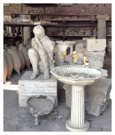 Pompei--why can't I find my Italy pics!? They're not on my comp, or my flashdrive, or and CD I have, but I know they're somewhere...