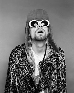 Curt Cobain#Repin By:Pinterest++ for iPad#