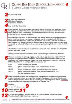 1000 Images About Fundraising Letters Amp Appeals On