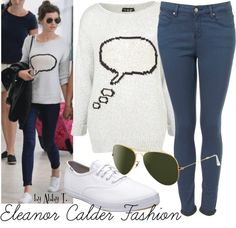 Eleanor Calder fashion