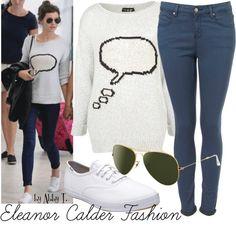 """eleanor calder fashion"" by abbytamase on Polyvore"