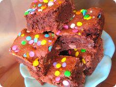 Chocolate Cake Batter Brownies Recipe  http://bestfriendsforfrosting.com/2012/05/chocolate-cake-batter-brownies-recipe/