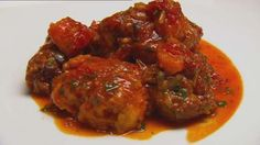 Gary's Mum's Lamb Stew with Dumplings. From Master Class, Master Chef Australia. Lamb Recipes, Meat Recipes, Slow Cooker Recipes, Recipies, Yummy Recipes, Master Chef, Gary Mehigan Recipes, Masterchef Recipes, Stew And Dumplings