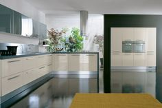 Elegance Modern Kitchen Style