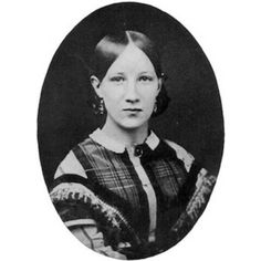 Caroline Cowles Richards (From a daguerreotype taken in 1860).