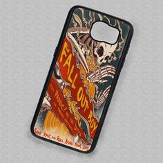 Art Images Touring Fall Out Boy Poster - Samsung Galaxy S7 S6 S5 Note 7 Cases & Covers