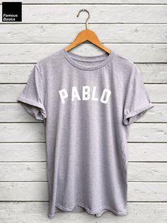 Kanye west shirt kanye west tshirt life of pablo by FamousBasics