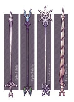 Arrows by Epic-Soldier on @DeviantArt