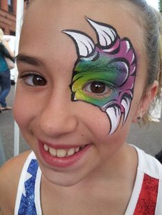 Face Art By Melissa » Face & Body painting in the NYC area » Eye Designs