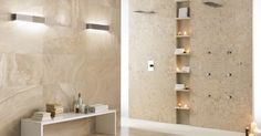 Stone Effect Tiles Wetroom