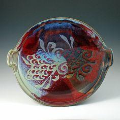 Blaisdell Multi Platter - Earthen Vessel Gallery