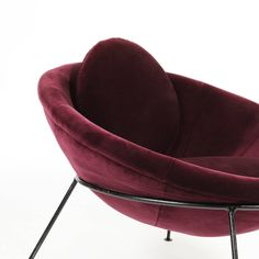 """Lina Bo Bardi's """"Bowl"""" Chair, 1951 