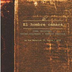 Dos años de trabajo de investigación y desarrollo de la historia de Cam-man. Rue Mazarine, Chalkboard Quotes, Art Quotes, Instagram, Ideas, Cover, Books, Movie Posters, Libros