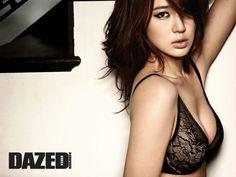 La actriz Yoon Eun-hye poso para revista coreana 'Dazed & Confused' como nunca antes la habíamos visto. El nombrecito de la revista se las trae, Aturdido & Confundido. Estos co…