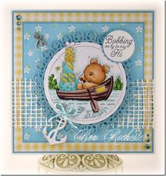 Bobbing on by...image by Lili of the Valley stamps.