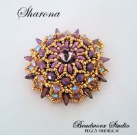 *P Sharona - Artikeldetailansicht - Beadworx Shop