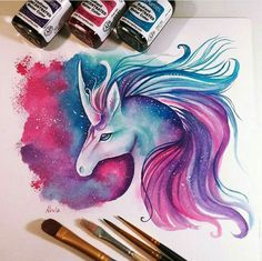 Space unicorn ✨