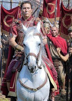 Rome Hbo, History Tv Shows, Rome Tv Series, Gaius Julius Caesar, Roman Legion, Empire Romain, Roman Republic, Roman Soldiers, Ancient Rome