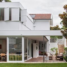Mosman House - Architecture by Alexander and Co