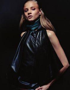 Anna Selezneva for Muse Magazine - Valentino