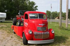 Hot Rod Power Tour 2012 - Side Of The Road Stories