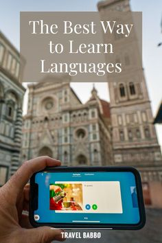 Traveling? Or stuck at home because of a pandemic? Either way it's a great time to learn another language!