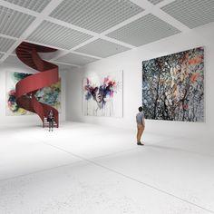 Gallery of Modern Art.