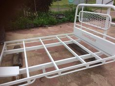 Custom Truck Flatbeds, Custom Flatbed, Flat Deck Ideas, Custom Ute Trays, Flatbed Truck Beds, Welding Trucks, Truck Boxes, Expedition Truck, Tent Accessories
