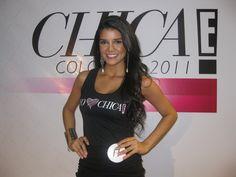 Karen Bray en el Casting de las 20 finalistas de Chica E! 2011