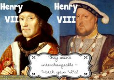 a wild and crazy date in Tudor history — On 28 January 1457, Henry VII was born and on 28 January 1547, Henry VIII died. Two kings in a row, father and son, same date, birth for one, death for the other, two transposed numbers at the end. Wicked!
