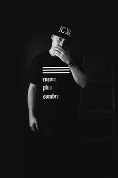 Encore plus sombre tee Dropping soon.