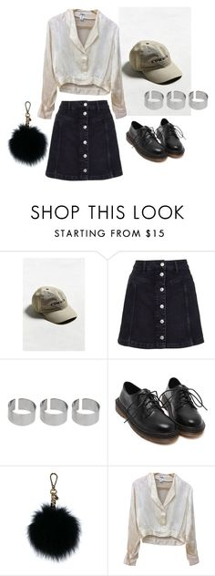 """""""Nails for Breakfast, Tacks for Snacks// Panic"""" by bxndsandsuch ❤ liked on Polyvore featuring Urban Outfitters, Topshop, ASOS, MICHAEL Michael Kors and Chanel"""