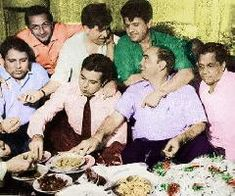 Deadly Combination Of Dilip Kumar With Rafi, Shakeel And Naushad Ali.