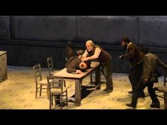"""#video di """"Educazione siberiana"""" di Nicolai #Lilin, regia di Giuseppe Miale Di Mauro. Al #Teatro delle Passioni di #Modena, dal 18 al 23 febbraio 2014"""
