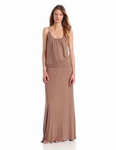 Amazon.com: LAmade Women's Braided Detail Maxi Dress: Clothing