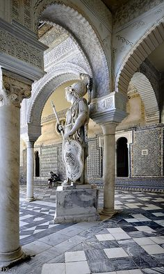 Casa de Pilatos Sevilla, Spain