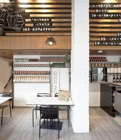 Avanti (Israel), International restaurant