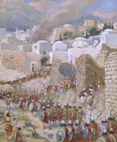 The Taking of Jericho~~God's plans can only be accomplished by God's strength. ~~Matt Morton, Grace Bible Church~~fallongrace.org