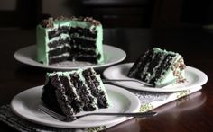 Moist slabs of sponge, oozing molten middles and glossy ganache frosting – these are just a handful of things that make for a jaw-dropping chocolate cake. Giv