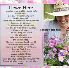 Afrikaanse Quotes, Goeie More, Special Quotes, Ladies Day, Personalized Items, Inspiration, Biblical Inspiration, Inspirational, Inhalation