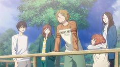 Miraculous, Futaba Y Kou, Aot Titans, Free Makoto, Otaku, Ao Haru, Blue Springs Ride, Anime Recommendations, Cute Patterns Wallpaper