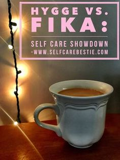 What is the difference between hygge and fika