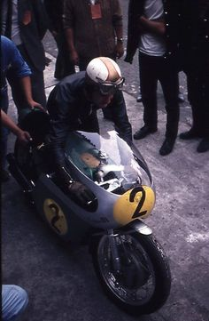 Mike the Bike Hailwood
