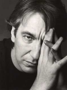 Alan Sidney Patrick Rickman 21 February 1946 - 14 January 2016 born in Hammersmith, London, England and died at the age of 69 in London, England