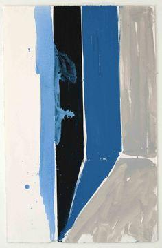 Ana Sério Interior IV 117/04 2011 Oil x Paper 73 cm x 47.5 cm #AnaSério #Artist #Art #Oil #Painting #Color #Portugal #Gallery #SaoMamede #Artwork