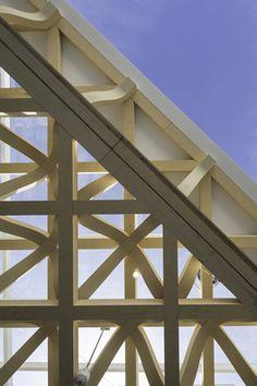 坂茂建築設計 『アスペン美術館』 http://www.kenchikukenken.co.jp/works/1300244164/468/